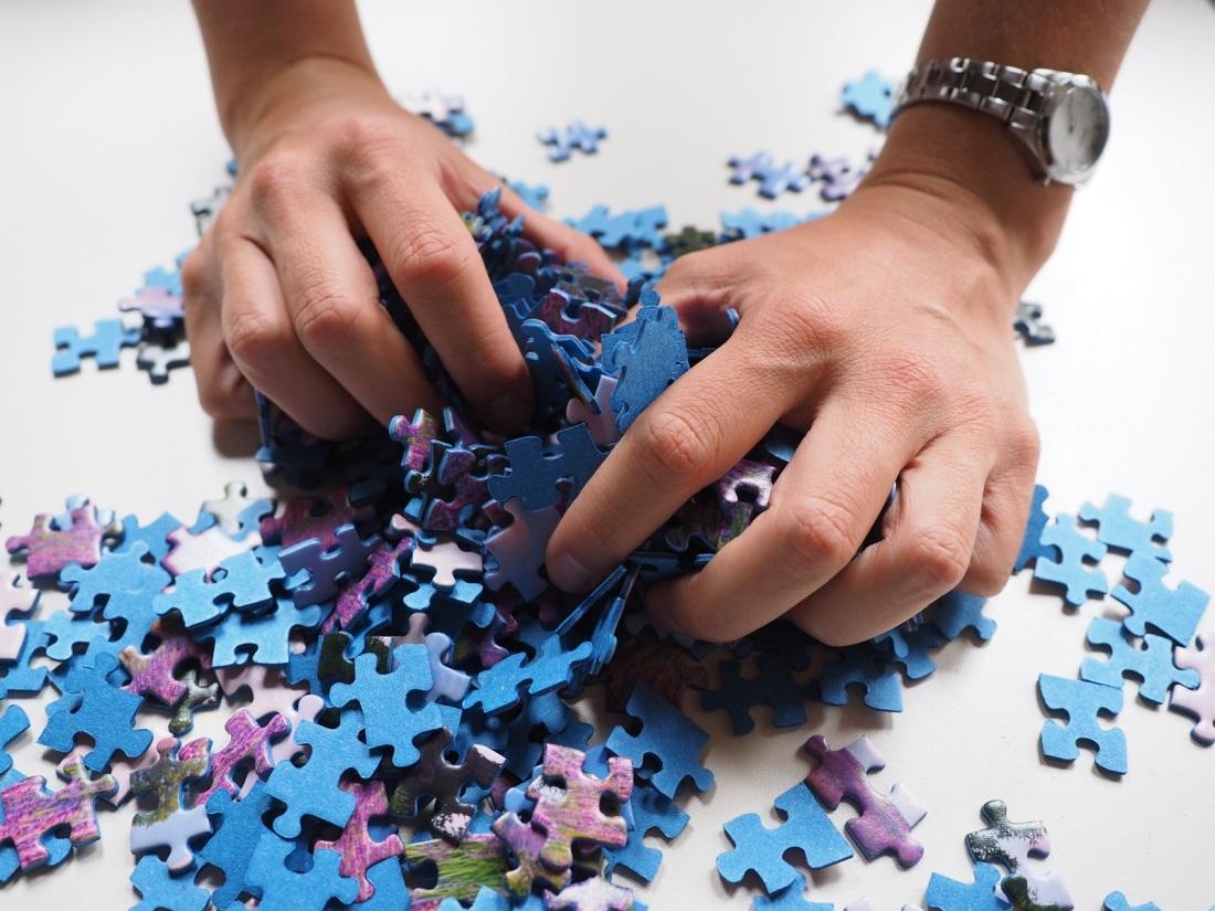 pre puzzle